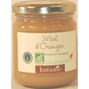 Botanic Miel d'oranger bio en pot de 250 g