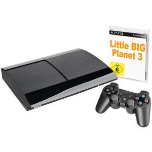 Sony PS3 Ultra Slim 12 Go + Little Big Planet 3