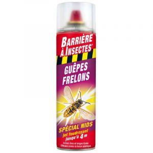 Algoflash Barrière à insectes Guêpes Frelons 500ml