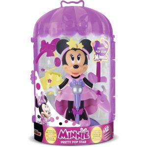 IMC Toys Minnie Fashionista Popstar - Figurine 15 cm
