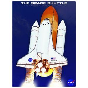 Eurographics La Navette spatiale Atlantis NASA - Puzzle 1000 pièces