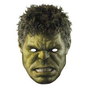 Star Cutouts Masque pour adulte Hulk Avengers