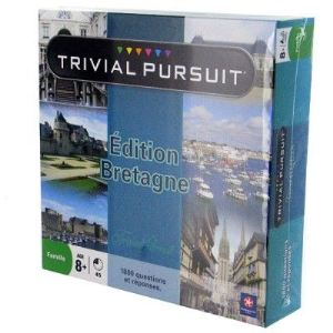 Winning Moves Trivial Pursuit : Bretagne