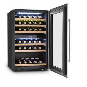 Klarstein Vinsider 35D - Cave de mise à température encastrable 41 bouteilles