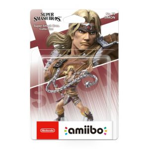 Nintendo Figurine Amiibo Amiibo Simon Belmont N°78 SSB