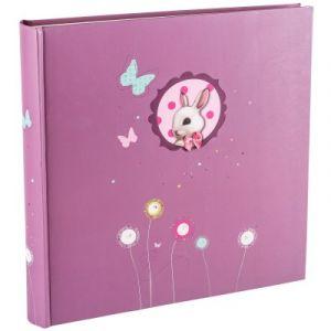 Panodia Album Photo Enfant 60 Pages Foxy - Violet