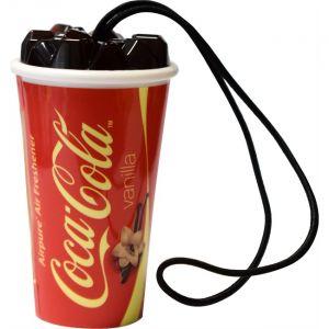 Désodorisant Voiture Coca Cola Vanille 3d