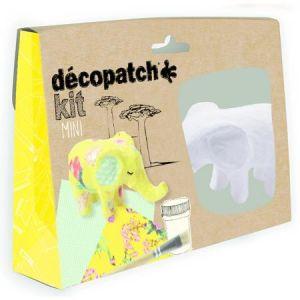 decopatch Mini kit créatif Welcome - Elephant
