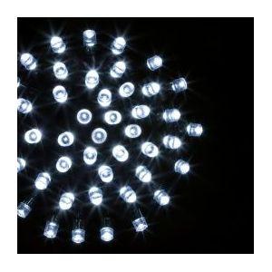 Guirlande lumineuse Technobright 50 m Blanc froid 500 LED CV