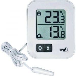 TFA Dostmann Thermomètre 30.1043.02 TFA