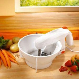 Presse purée et légumes électrique