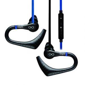 Veho ZS-3 - Écouteur étanche avec crochets d'oreilles