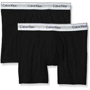 Calvin Klein Boxer Homme - noir - Small