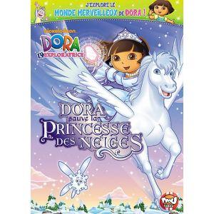 Dora l'exploratrice - Volume 18 : Dora Sauve la Princesse des Neiges
