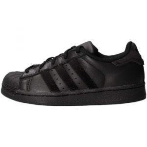 Adidas Superstar C Mixte Enfant, Noir Negbas, 32 EU