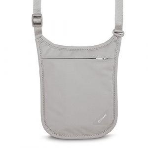 PacSafe Coversafe V75 Brustbeutel Neutral Grey [Accessoire pour sacoche et valise - Universel]