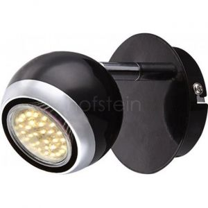 Globo Éclairage plafonnier DEL 3 watt lampe métal chrome rétro luminaire applique spot