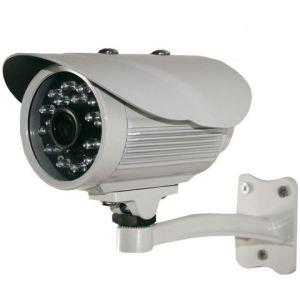MCL Samar IP-CAM615AE - Caméra Extérieure résolution 640x480 RJ45 vision nocturne