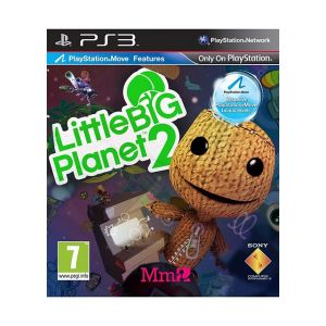 Little big planet 2 (jeu PS Move) [PS3]