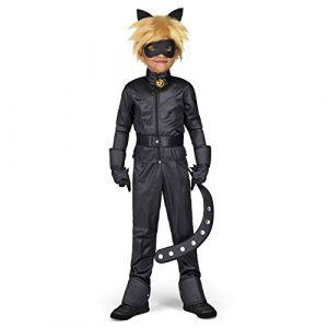 Coffret déguisement Chat Noir Miraculous enfant Taille: 12 14 ans (150 160 cm)