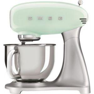 Smeg Robot pâtissier SMF02PGEU vert d'eau