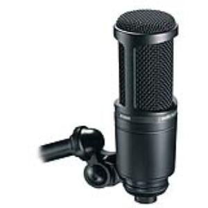 Audio Technica AT2020 - Microphone filaire de studio