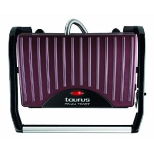 Taurus 968399 - Grill et panini Toast & Co