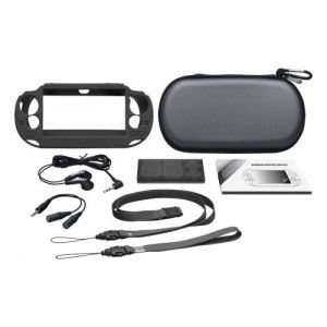 Bigben Essential Pack 10 pour PS Vita Slim