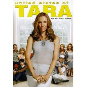 Import United states of tara/the second season/gb sp - DVD Zone 1