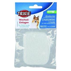 Trixie 10 protège-slips pour chiens