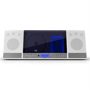 OneConcept Vertical 90 - Chaîne stéréo CD USB MP3 AUX SD