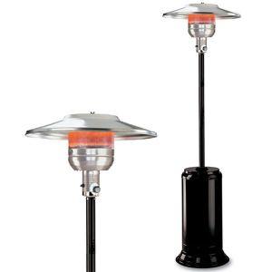 Kemper Soleado - Parasol chauffant au gaz