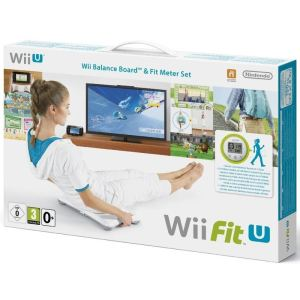 Nintendo Wii Balance Board + Fit Meter Set pour Wii U