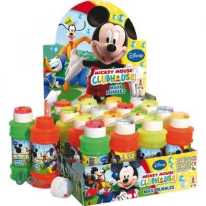 Dulcop Tube bulles à savon Mickey 175 ml