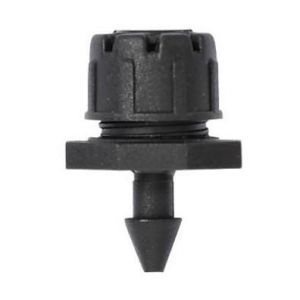Ribimex 10 Goutteurs réglables tuyau Ø 16 mm