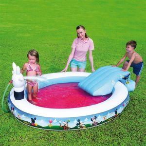 toboggan gonflable pour piscine comparer 26 offres. Black Bedroom Furniture Sets. Home Design Ideas