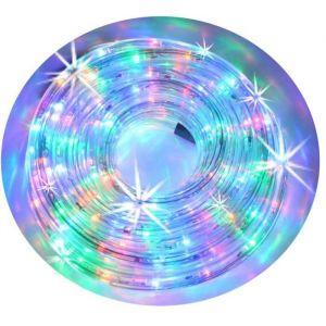 Christmas Dream Guirlande tube lumineux 192 LED longueur 8 m diametre 12 mm multicolore