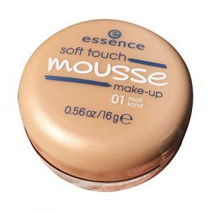 Essence Teint Make-up Soft Touch Mousse Make-up N° 01 Matt Sand 16 g