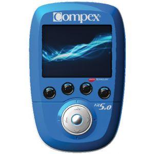 Compex Fit 5.0 - Appareil d'électrostimulation