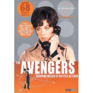 Chapeau melon et bottes de cuir : The Avengers - Saison 6 - Coffret 6 (1968)