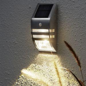 Applique mural solaire WALLY avec détecteur de mouvement
