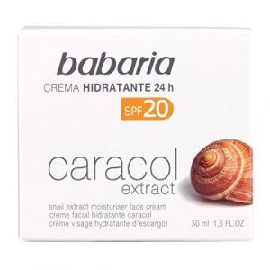 Babaria Crema Hidratante 24h SPF-20 50 Ml