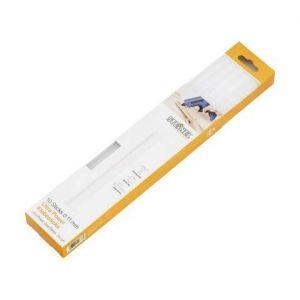 Steinel Bâtons de colle 006761 11 mm 250 mm transparent 10 pc(s)