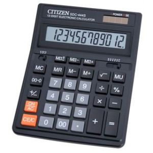 Citizen SDC-444S - Calculatrice de bureau