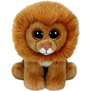 Ty Peluche Louie le Lion Beanies Large 42 cm