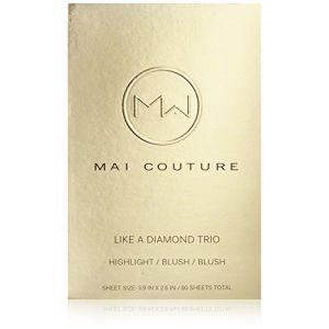Mai couture Papier Illuminateur Like a Diamond Trio 60 Pièces
