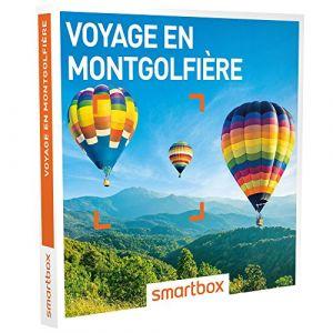 Smartbox Voyage en montgolfière - Coffret cadeau