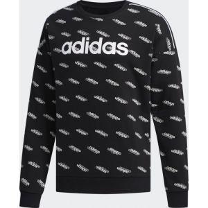 Adidas Sweat Fav TS SW Noir - Taille M