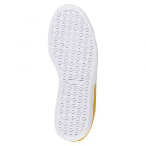 Puma Baskets basses SUEDE CLASSIC.BUCKTH-WH-WH jaune - Taille 41,42,43,45