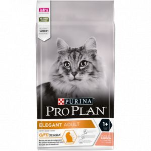 Purina Chat Elegant Adult Saumon Contenance : 1,5 kg